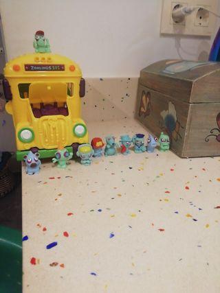 autobus zomblings