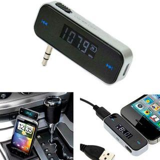 Transmisor MP3 para radio coche A ESTRENAR