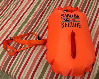 Boya de Natación Aguas Abiertas Swim Secure