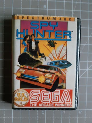 Spy Hunter Sinclair Zx Spectrum Erbe estuche