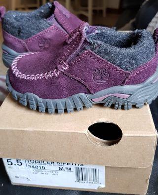 Zapatos invierno Timberland talla 22