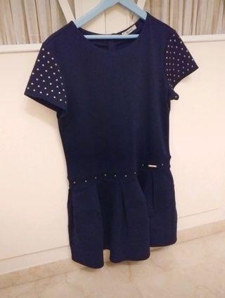 Vestido de niña de Mayoral. Talla 16