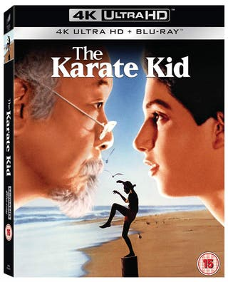 Karate Kid 4K UHD + Blu-ray PRECINTADO