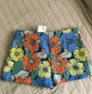 Falda Pantalon de Zara