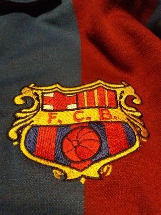Camiseta Vintage FC Barcelona - Réplica 1920
