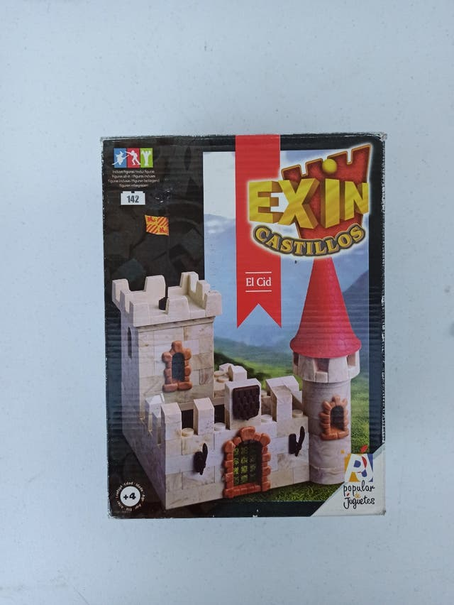 Exin castillos