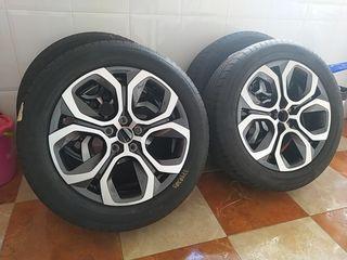 """Llantas de 18"""" originales Renault/Dacia/Nissan"""
