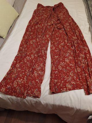 Pantalón otoñal