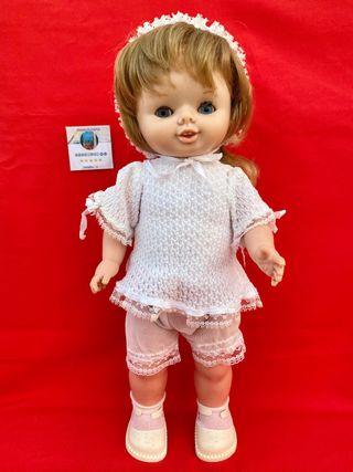 Muñeca Leila dela anuncio navideño