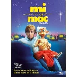 DVD- Mi amigo Mac