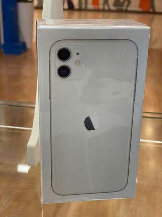 iPhone 11 128gb PRECINTADO WHITE