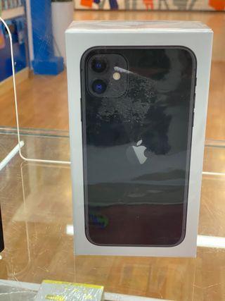 iPhone 11 128gb PRECINTADO BLACK