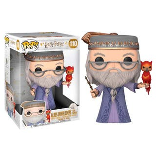 Figura Funko Pop 110 Harry Potter Dumbledore With