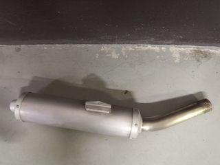 tubo de escape YAMAHA R6