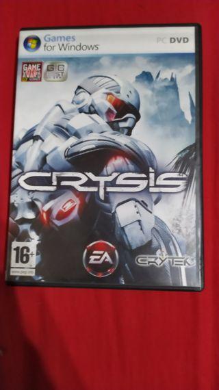 Crysis pc