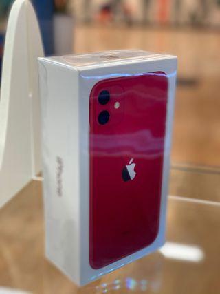 iPhone 11 128gb PRECINTADO RED