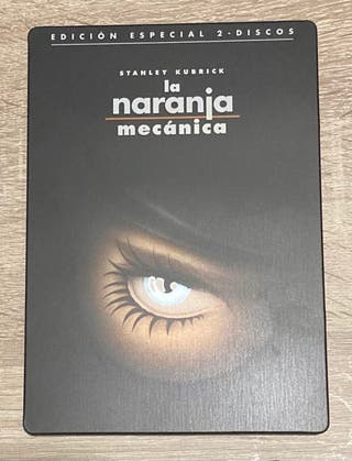 La Naranja Mecánica - Edición especial en lata