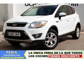 Ford Kuga 2.0 TDCI 4WD Trend 103 kW (140 CV)