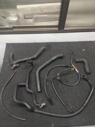 honda CBR 600 f3 1997 tubos sistema refrigeración