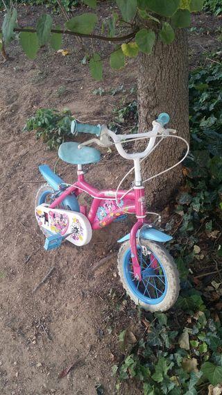 Bicicleta niña MICKEY MOUSE.