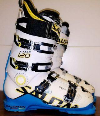 Bota de esquí hombre Salomón X-Max120