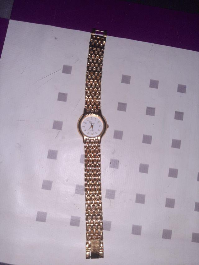 Reloj de 16mm Oro 10k mujer