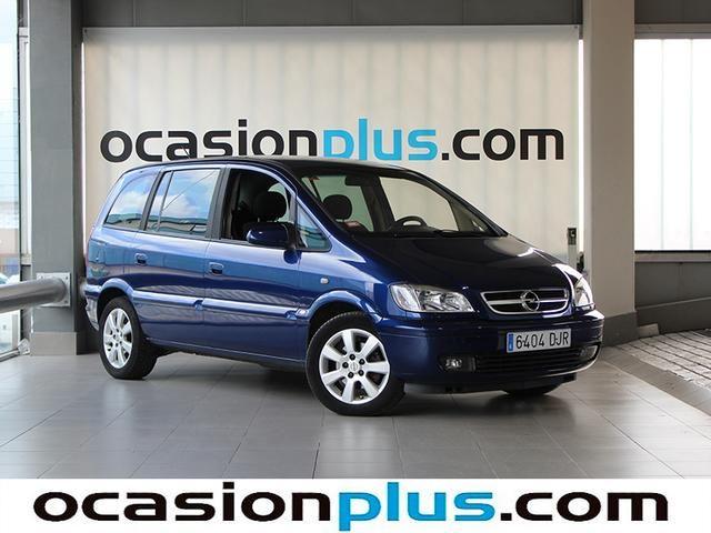 Opel Zafira 2.0 Dti 16v Edición Especial