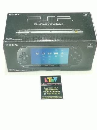 Consola PSP Caja