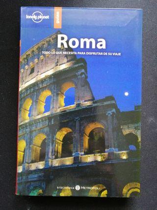 Guía Lonely Planet de Roma a estrenar.