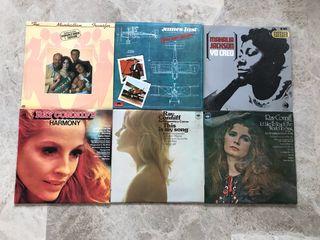 Lote de 6 vinilos LP de Jazz / Funk / Soul