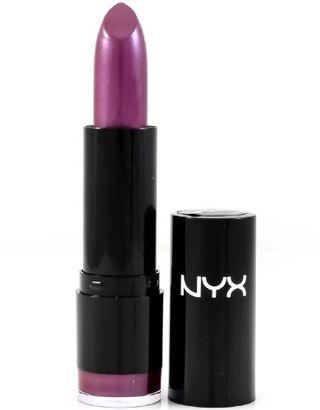 Labial NYX round lipstick #520 pandora