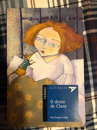 Libro O dente de Clara