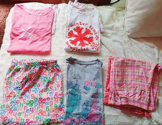 LOTE pijamas talla 13/14 años