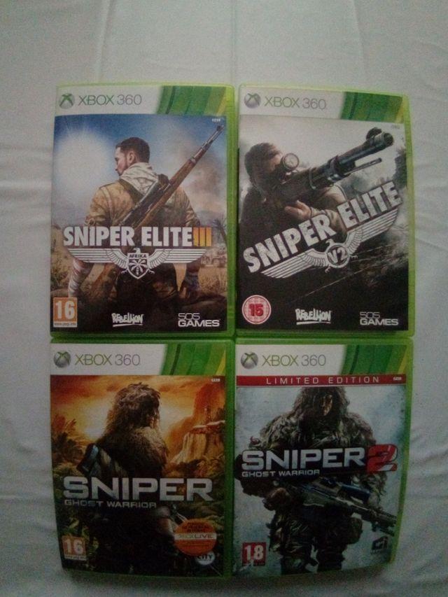 Sniper Xbox 360