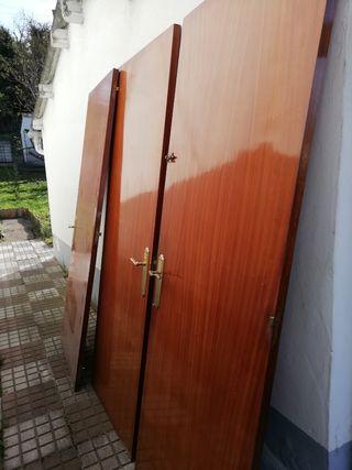 puertas sapelly usadas