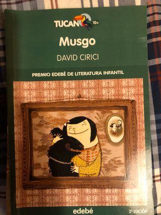 Libro Musgo