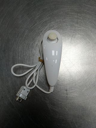 Mando Nintendo Wii Nunchuck blanco original