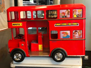 MAQUINA RECREATIVA AUTOBUS LONDRES