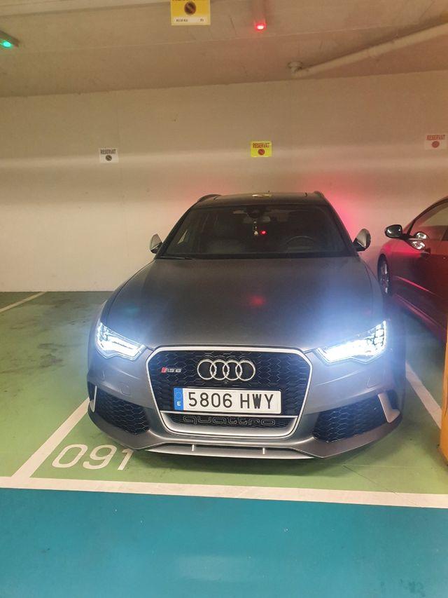 Audi RS6 2015