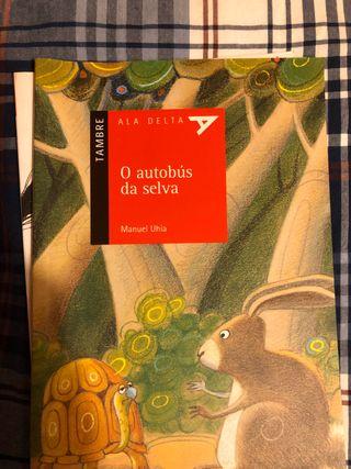 Libro o autobús da selva