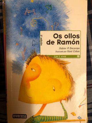 Libro Os ollos de Ramon