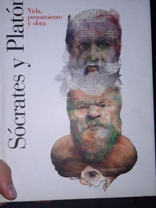 Socrates y Platón.Vida,pensamiento y obra.