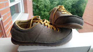 zapatos the north face 42,5 nuevas