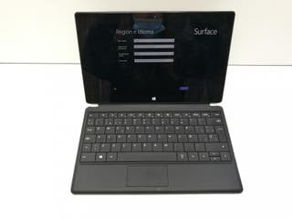Tablet Windows Microsoft Surface 64GB + Tecl 10362