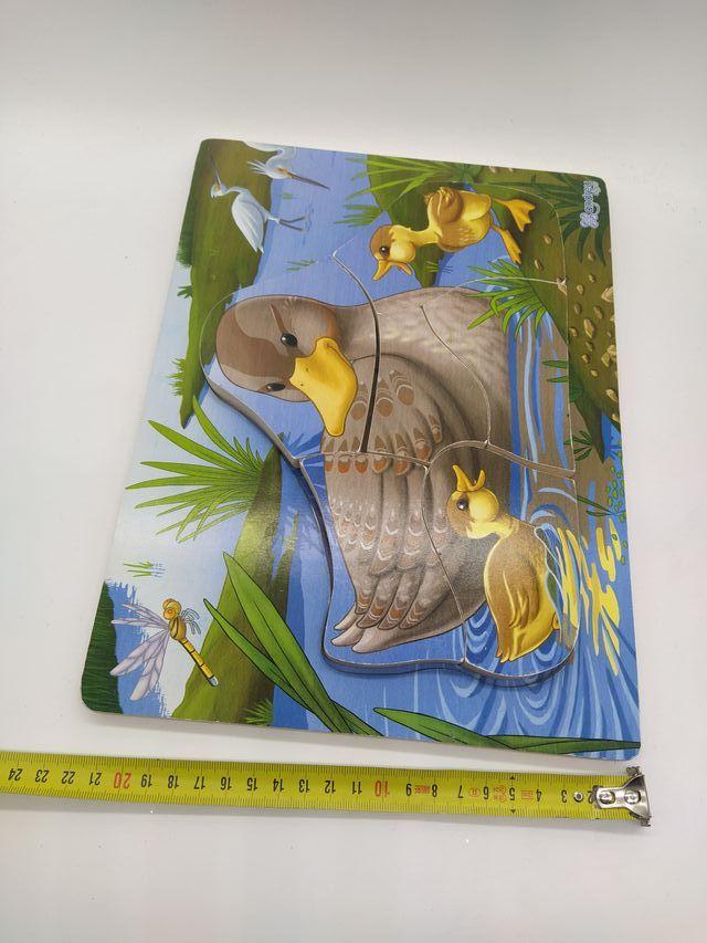 Juguete madera Andreu Toys puzzle