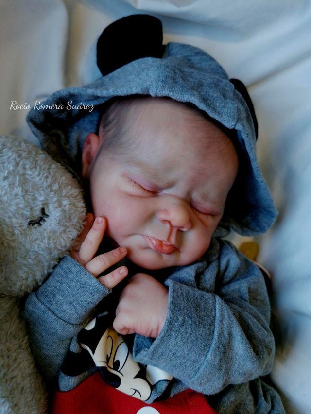 Bebé reborn Adelina