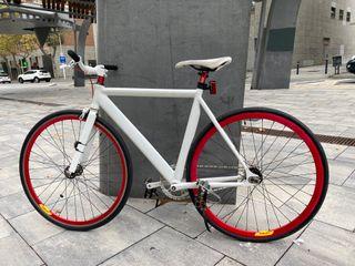 Bicicleta Fixie/piñon Fijo/Single Speed