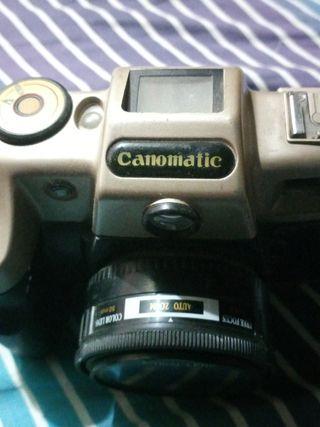 cámara CANOMATIC