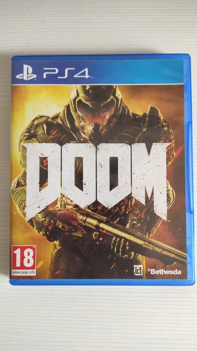 Doom (2016) UAC Pack para PS4