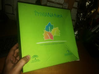 Juego de mesa: TRIVIA NATURA